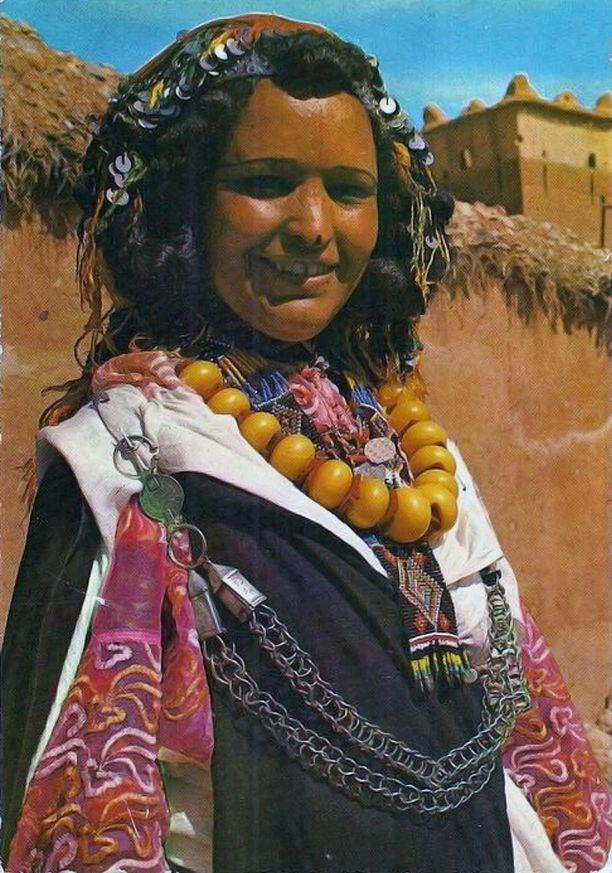 Maroc CPM Femme de Zaïanes (Numéro d'objet 163613597)