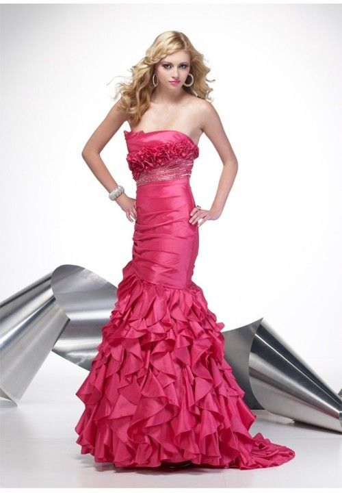 38abcd0539b ... Prom Dresses   Evening Dresses. Alyce Paris - 6602 Dress in Hot Pink