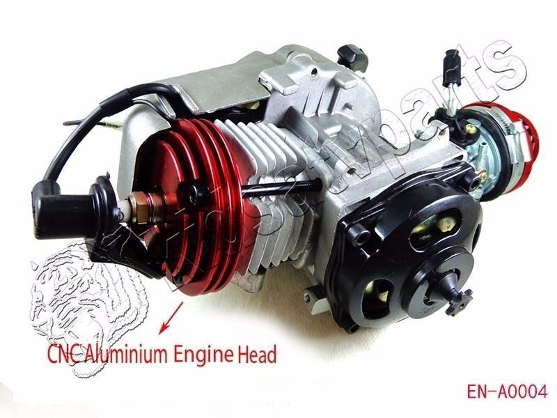 Details about High Performance Engine Motor for 47 49cc mini ATV 2