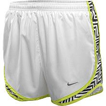 NIKE Women's Side-Panel Printed Tempo 3-Inch Shorts - SportsAuthority.com