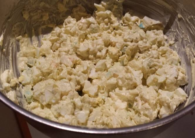 Eggcellent Egg Salad Recipe -  How are you today? How about making Eggcellent Egg Salad?