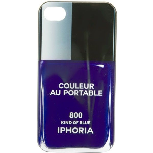IPHORIA 'Couleur au Portable' case found on Polyvore