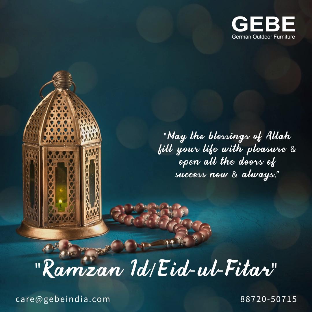 Eid Mubarak From Gebe Team Video Eid Mubarak Wishes Eid Mubarak Quotes Eid Quotes