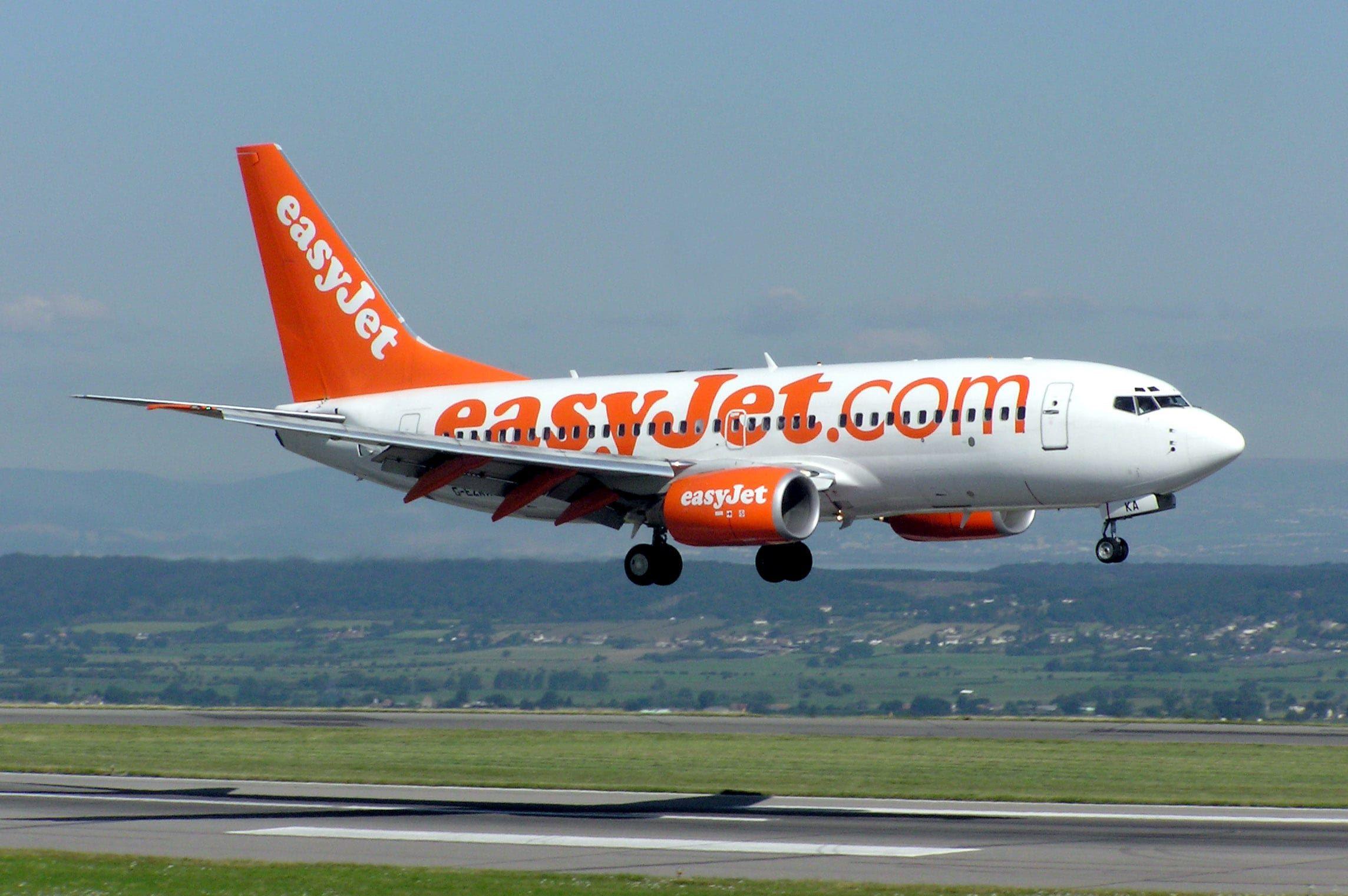 EasyJet passenger dies on board flight from Spain's Costa