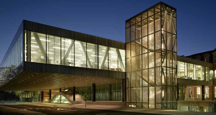 Top 10 Architecture Schools In The Us 2017 Arch2o Com House Architecture Design Architecture School Architecture