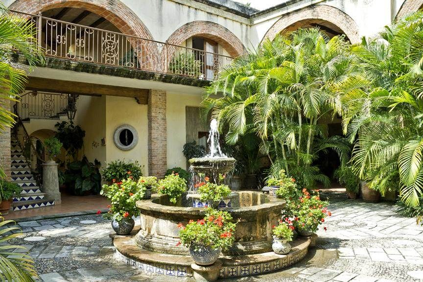 Tequila Jalisco Mexico Luxury Home For Sale Mexican Hacienda Spanish Style Homes Hacienda Style