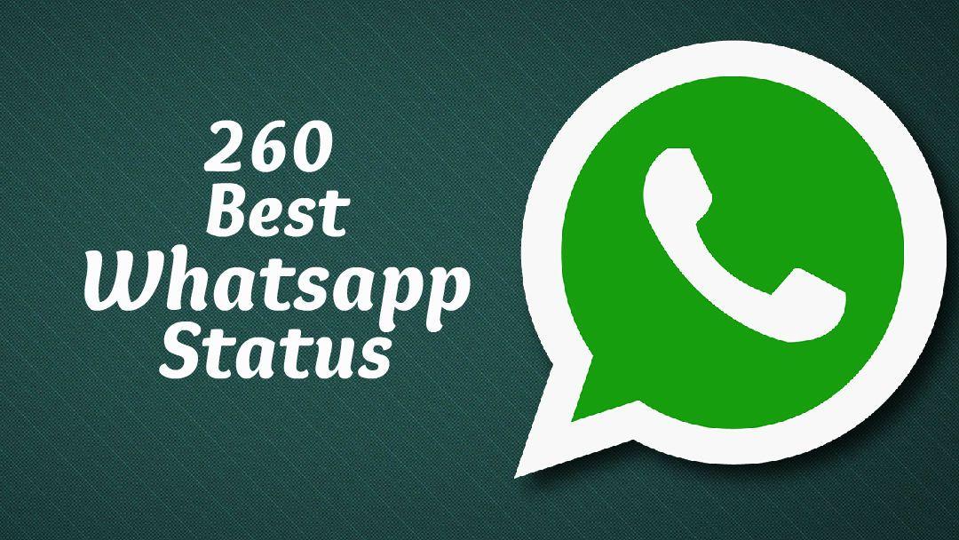 260+ Best Whatsapp Status Don't Miss Status, Tech