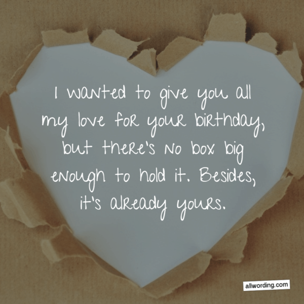 33 Romantic Birthday Wishes That Will Make Your Sweetie Swoon Birthday Wishes For Girlfriend Birthday Wish For Husband Happy Birthday Quotes Funny