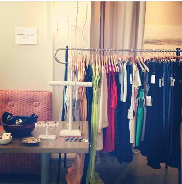 Inside of my boutique