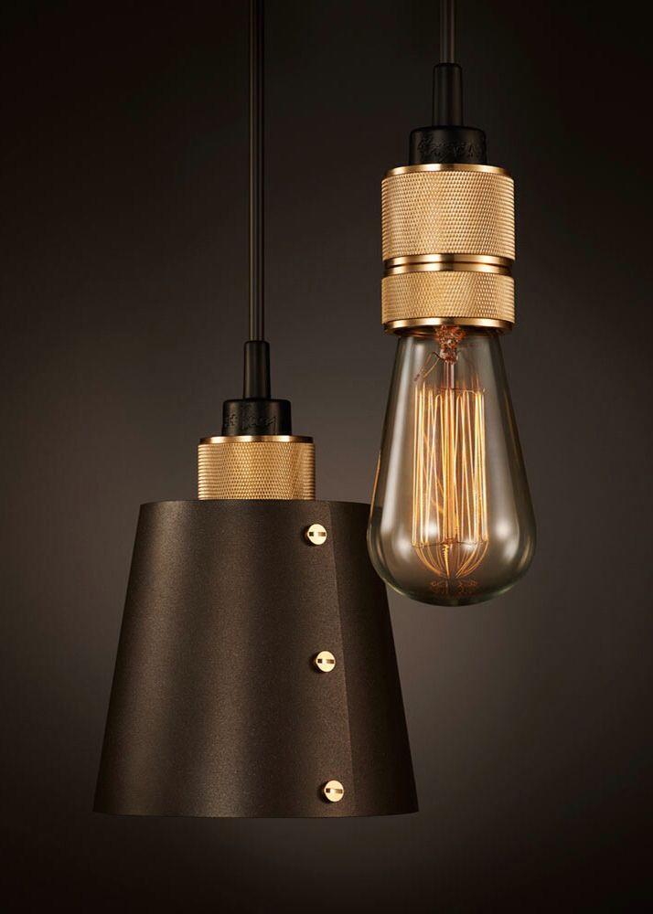 Hooked Lighting Range By Buster Punch Metal Lighting Lamp