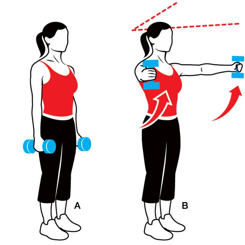 Sculpt Sexy Arms: These three moves will banish upper-body jiggle.