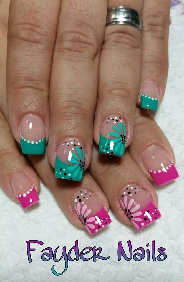 Fingernails! #Fingernails #Nails #Designs | Fingernails & Toenails ...