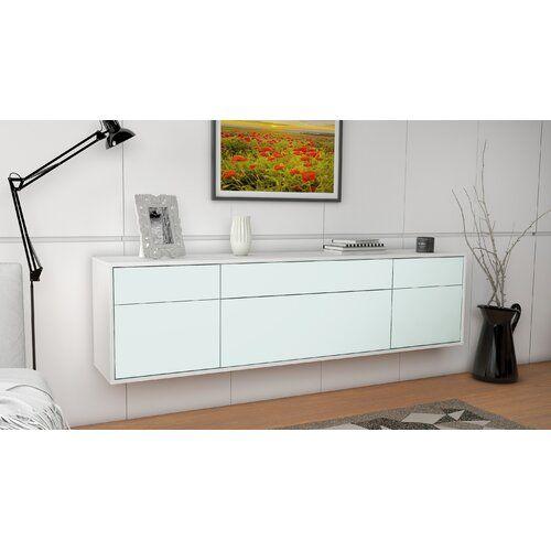 Photo of Ebern Designs TV-Lowboard Graddy für TVs bis zu 78″ | Wayfair.de