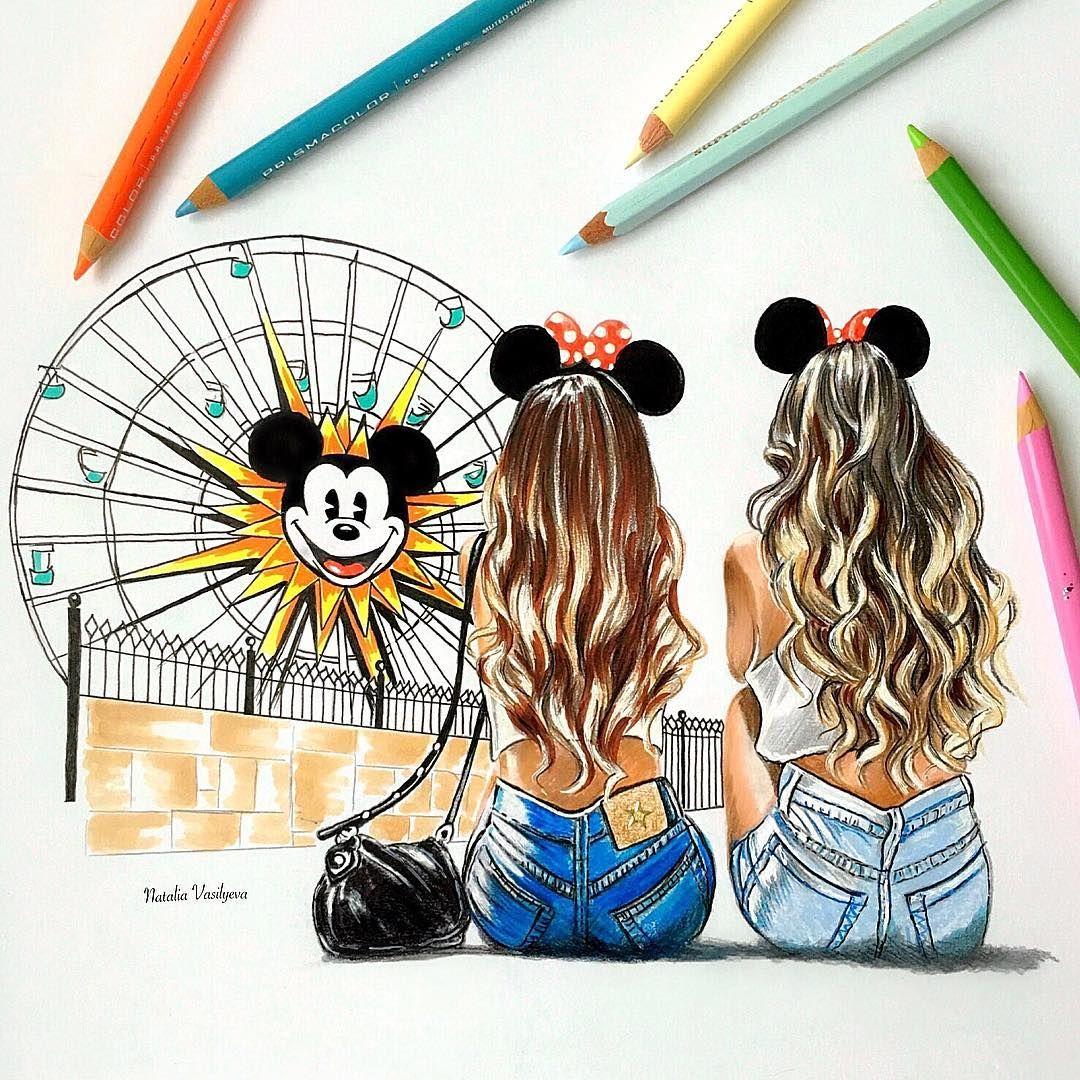 New Print Best Friends Shop Navasyart Com Desenhos De Amizade