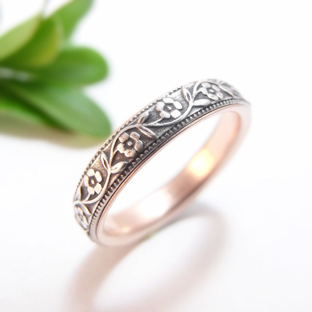 Skinny Wedding Band Womens Wedding Band For Her Sterling Silver