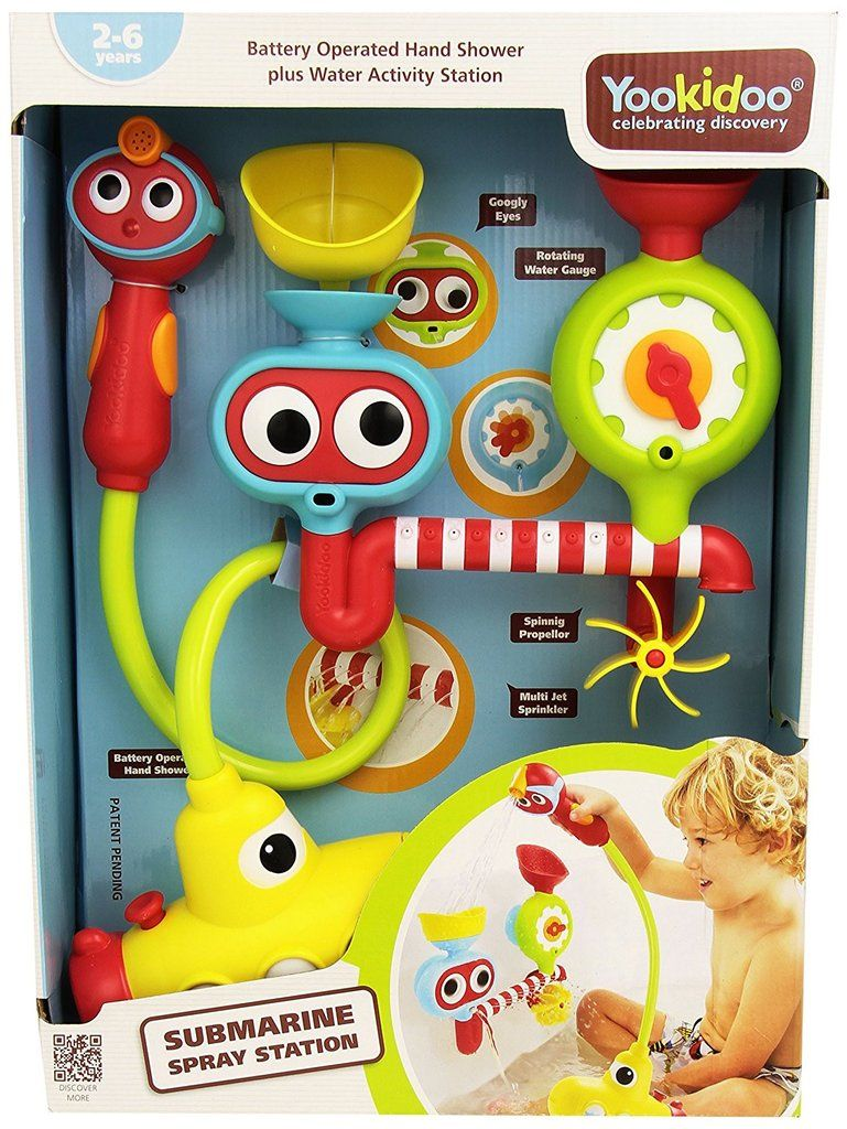 Yookidoo Submarine Play Station Bath Toy Bath Toys Baby