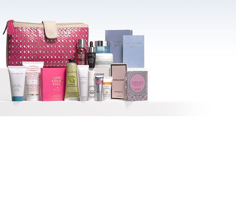 nordstrom lancome gift with purchase in store
