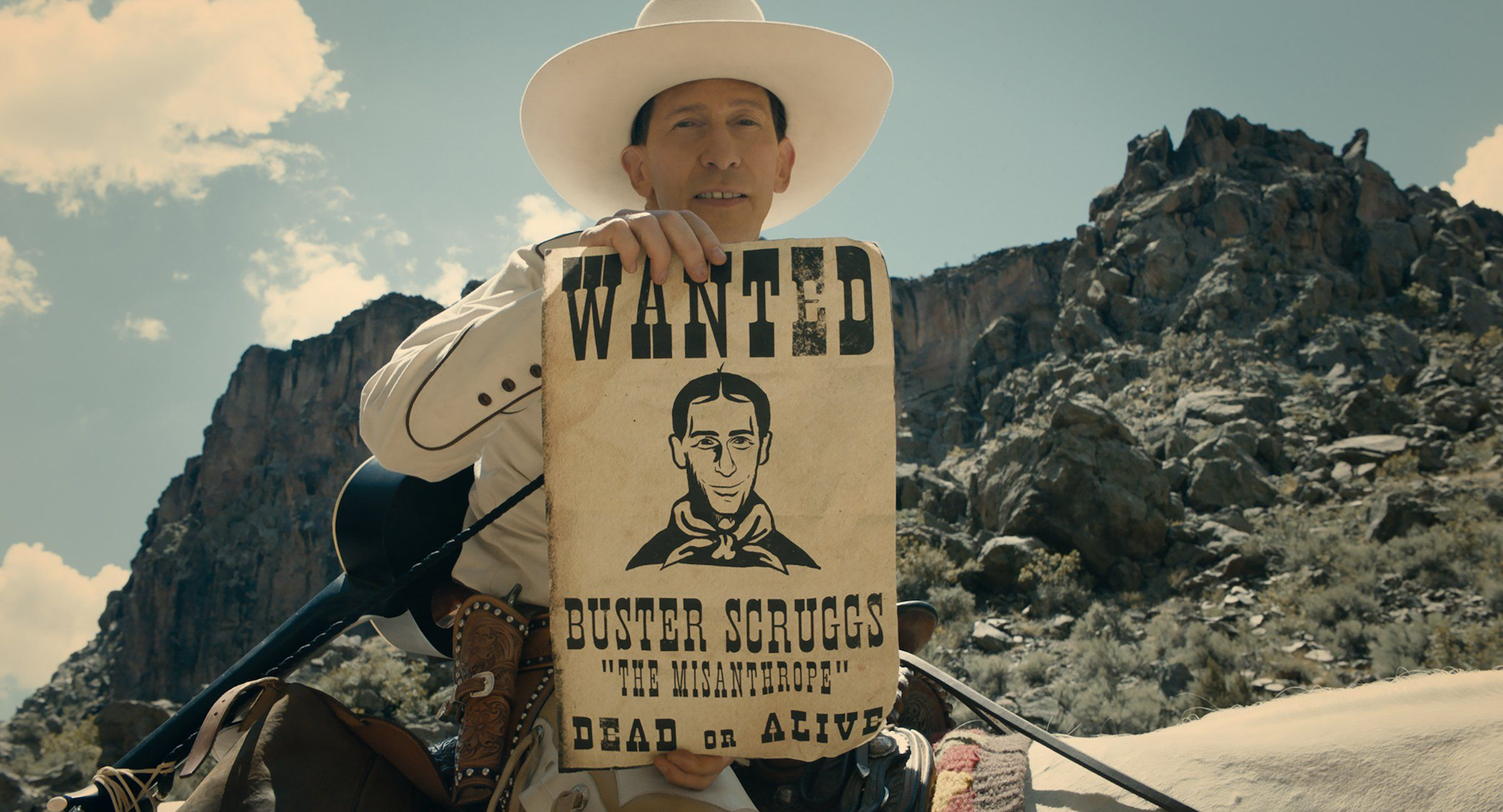 Venice Review The Coen Brothers Reinvent The Classics In The Ballad Of Buster Scruggs Netflix Movies Anthology Film Brothers Movie