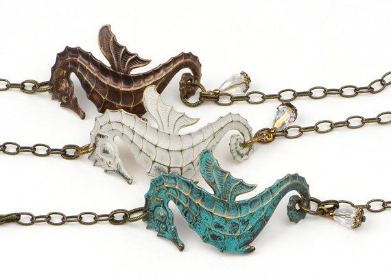 Hey, I found this really awesome Etsy listing at https://www.etsy.com/listing/242323083/summer-beach-bracelet-seahorse-bracelet