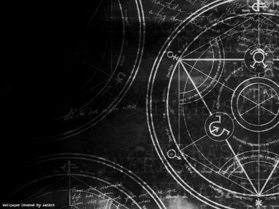 Image Result For Transmutation Circle Wallpaper Fullmetal