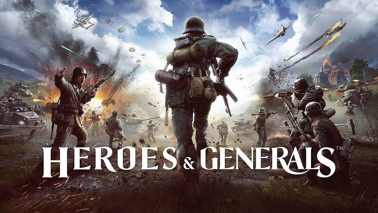 Heroes & Generals Part 1 AndYouLeftTheGame Heroes