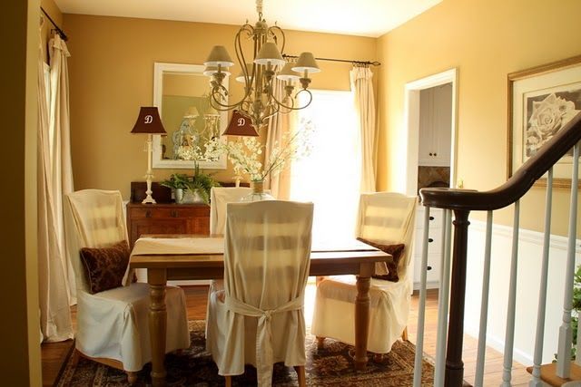 dining room color change | Decorating Ideas | Pinterest | Room ...