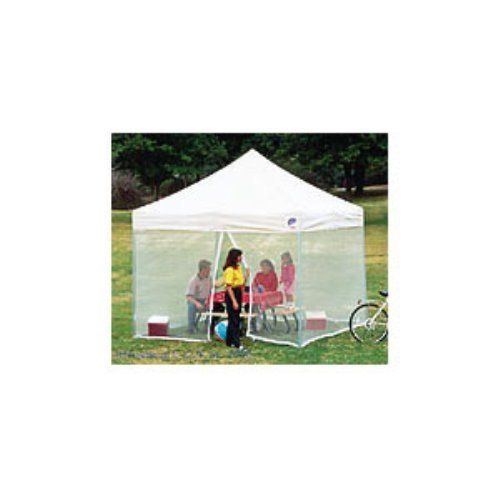 E Z Up 10x10 Ft Screen Room For Sierra Ii And Dome Ii Walmart Com Canopy Outdoor Shelter Screen