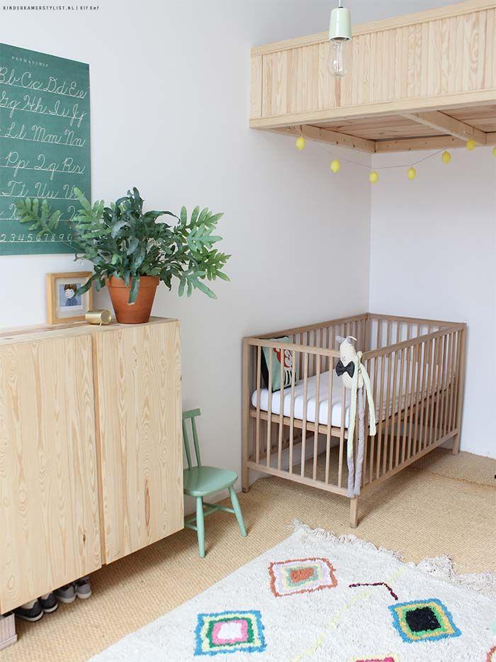 Slaapkamer delen   Kinderkamerstylist   Baby   Pinterest - Delen ...