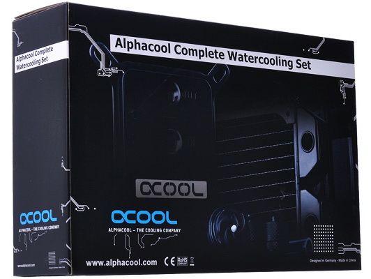 Alphacool Nexxxos Cool Answer 360 Ddc Xt Watercooling Set Review Cool Stuff Reviews Settings