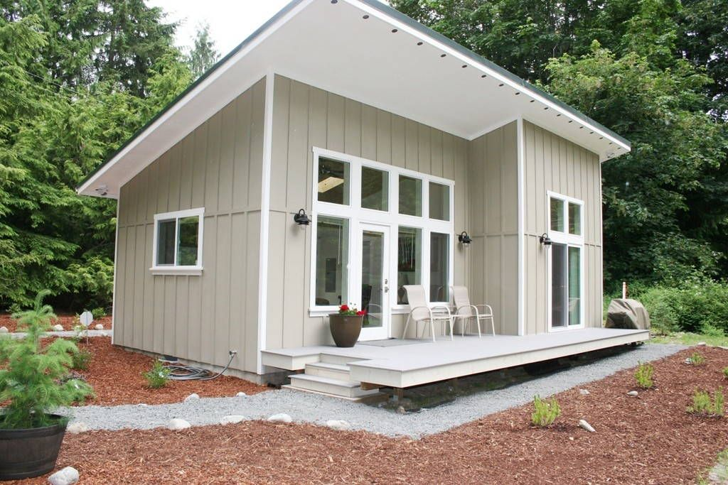 House In Port Angeles, United States. New Waterfront Cabin Near Olympic  National Park That