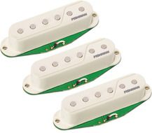 It is rare that something truly new and unique appears in the guitar pickup market but Fishmanthat offers 21st century technology without sacrificing vintage tone when desired. This Fishman Fluence