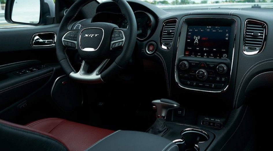 2020 Dodge Durango Interior Dodge Durango Interior Dodge Durango Dodge