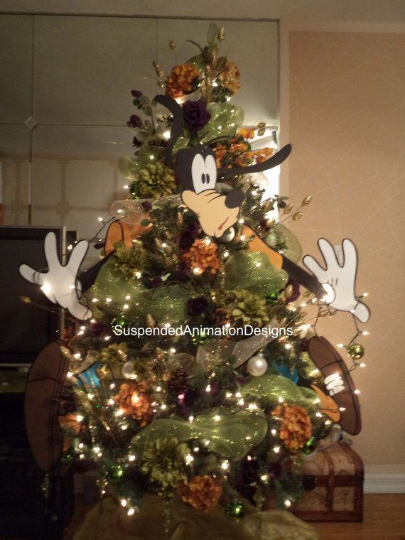 45 00 Price Drop Five Piece Large Goofy By Suspendedanimationny Ornament Set Christmas Decorations Christmas