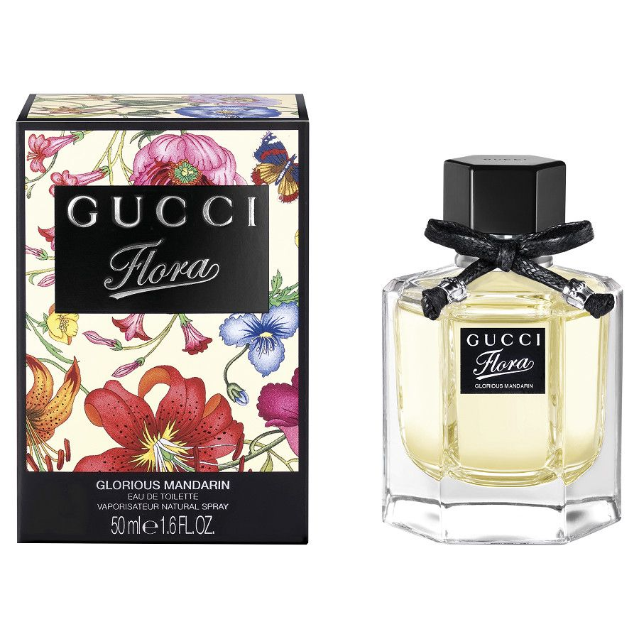 Gucci Flora By Gucci - The Garden Glorious Mandarin Eau de Toilette in vendita online su Douglas.it