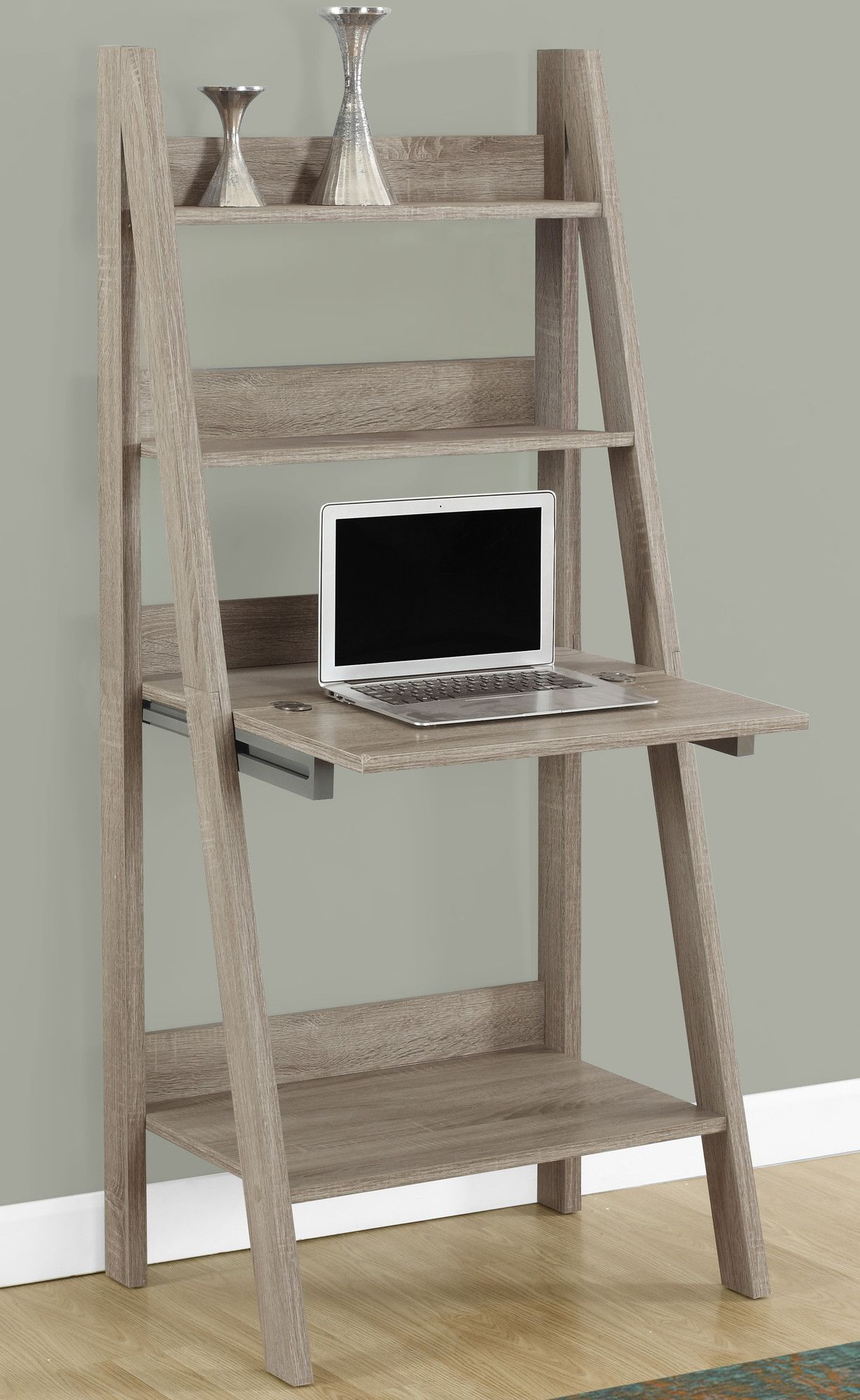 Shelby Leaning Ladder Desk Ladder Desk Home Office Furniture Home Decor