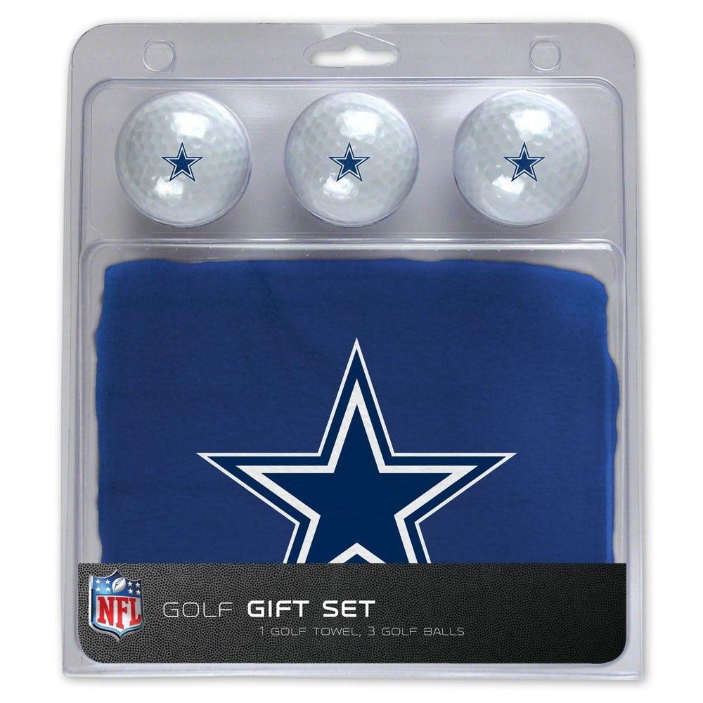 5dfa56053 Dallas Cowboys Golf Balls and Golf Towel Gift Set