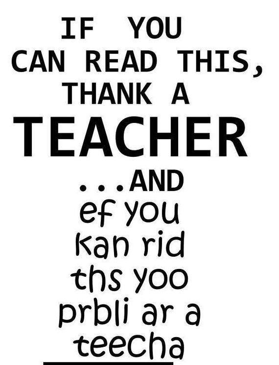 If You Can Read This Thank A Teacher   SVG  PDF PNG Jpg Dxf   Etsy