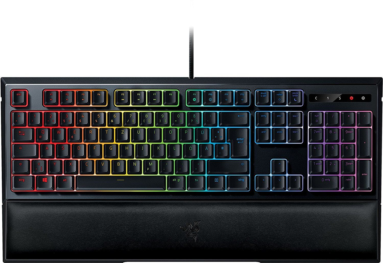 Razer Ornata Chroma Gaming Tastatur Amazon De Computer Zubehor Gaming Tastatur Tastatur Keyboards