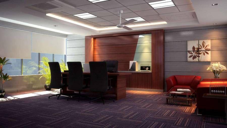 Office Cabin Interior Design Concepts
