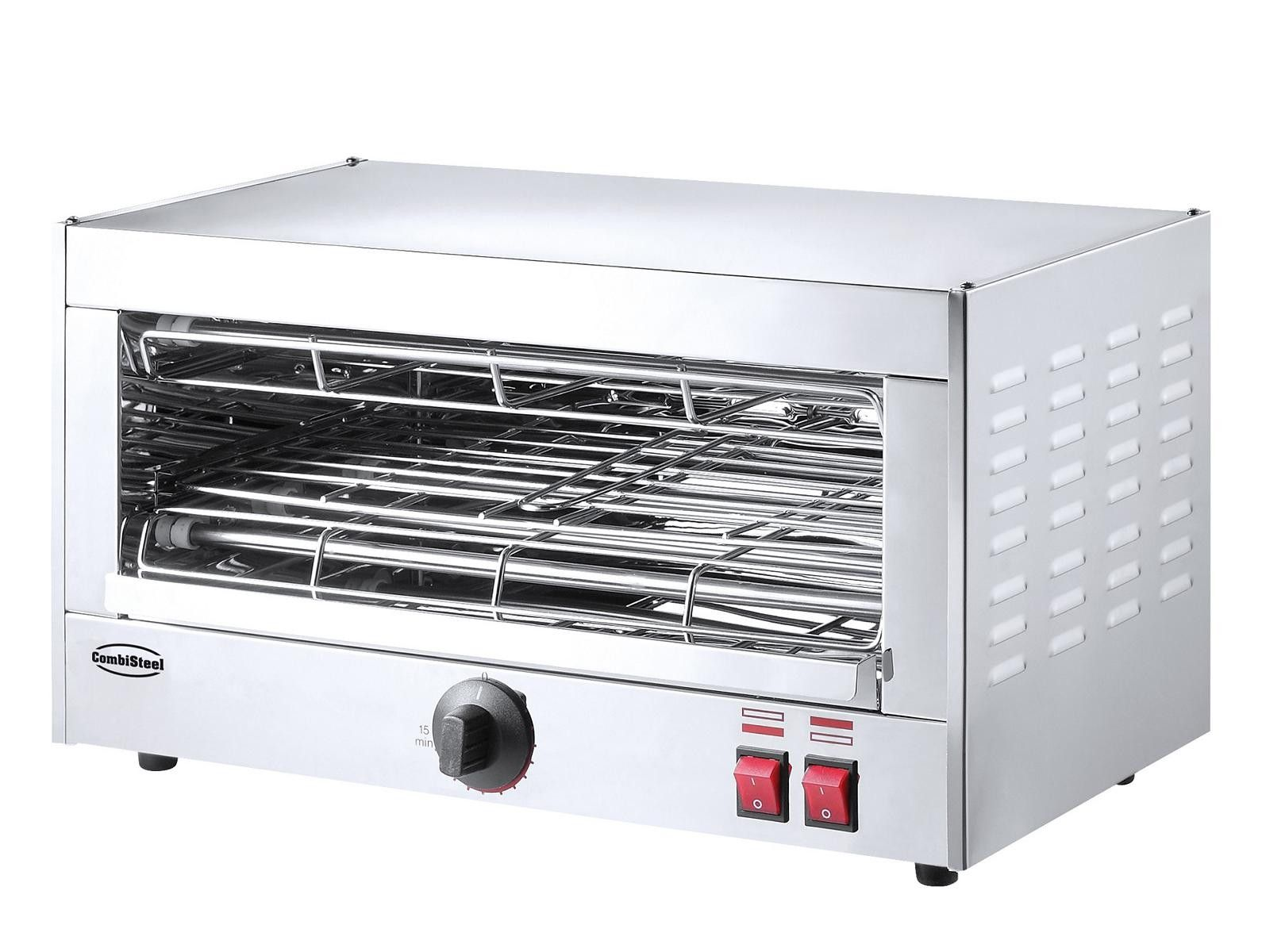 Salamander Toaster 19 Stufig, 19.19kW, TxBxH 1950x1990x1980mm in 190190