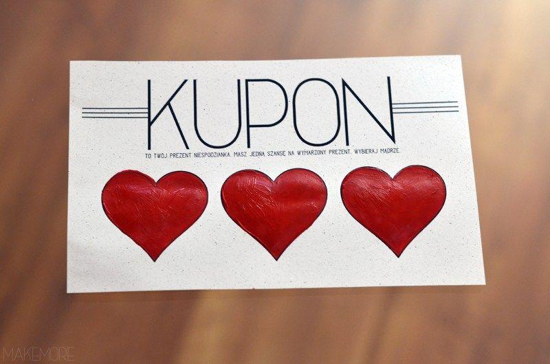 Kupon Milosci Joye A Paper Crafts Diy Diy Gifts Diy Gift Box