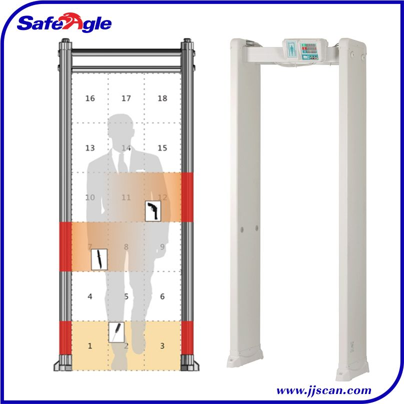 Home Landing Page Walk Through Metal Detector Metal Detector Security Device
