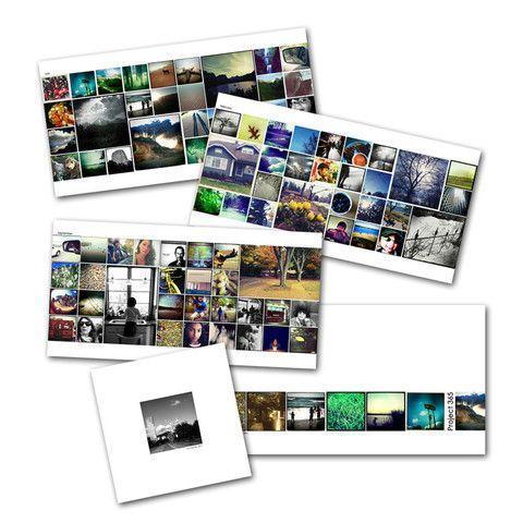 Project 10x10 Album I (365 Photo Openings)