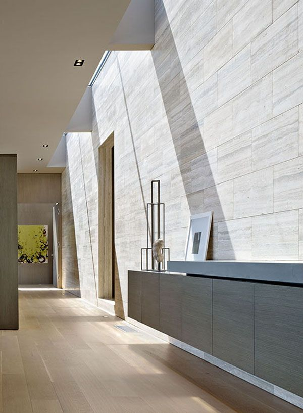 Spectacular minimalist home design in LA by SPF Architects