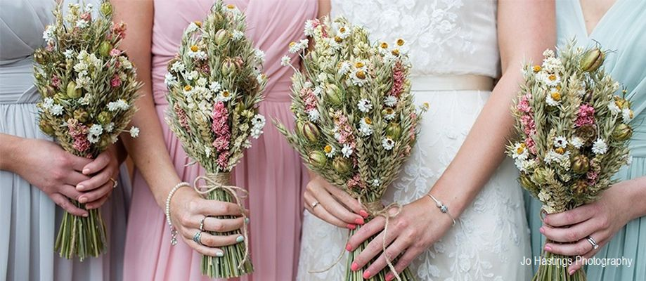 Dried Wedding Flowers and Gifts | Wedding Flowers | Pinterest ...