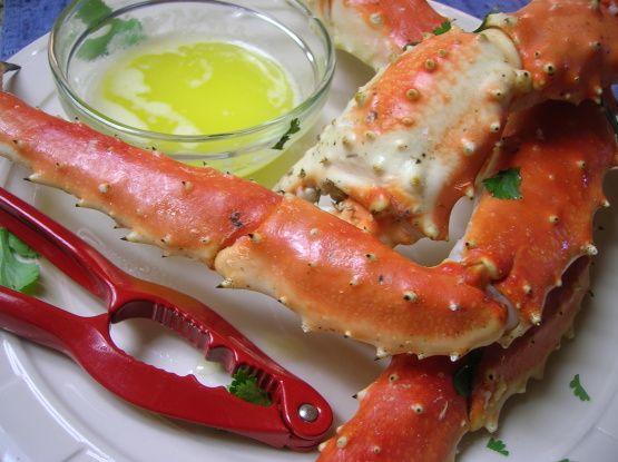 Steamed Snow Crab Legs Recipe In 2018 Yum O O Pinterest Crab