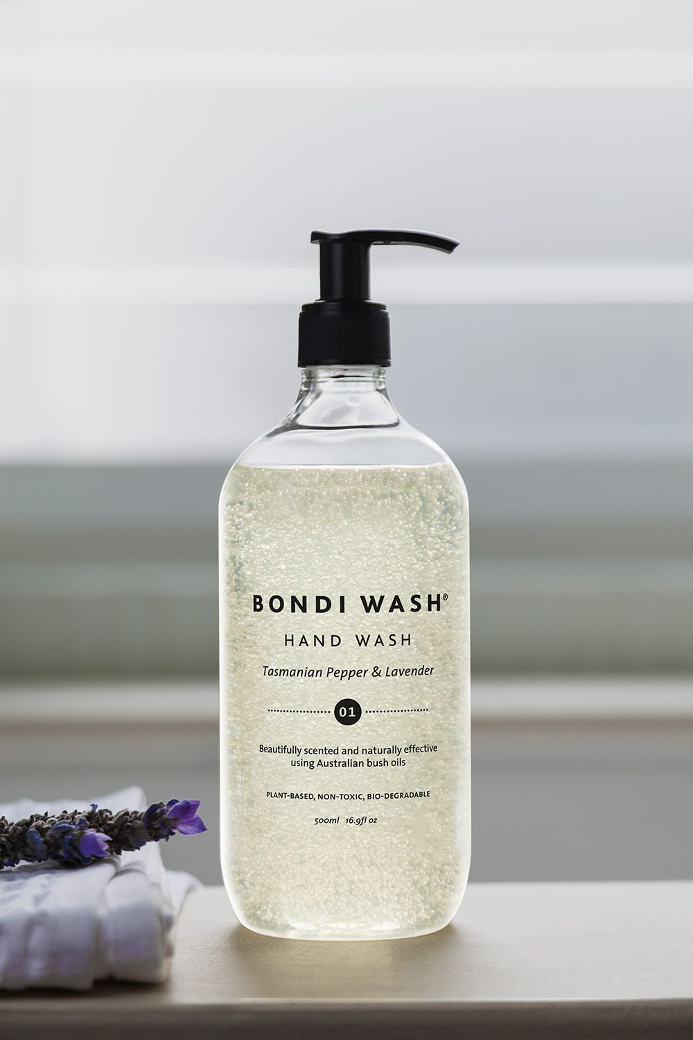 Bondi wash brings natural australian cleaning products to