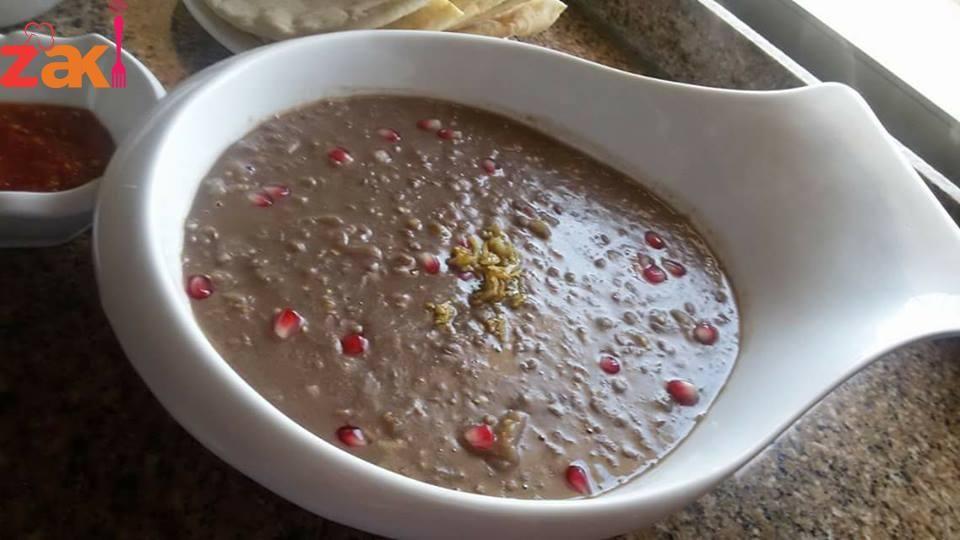 أكلات فلسطينية تراثية موضوع 13