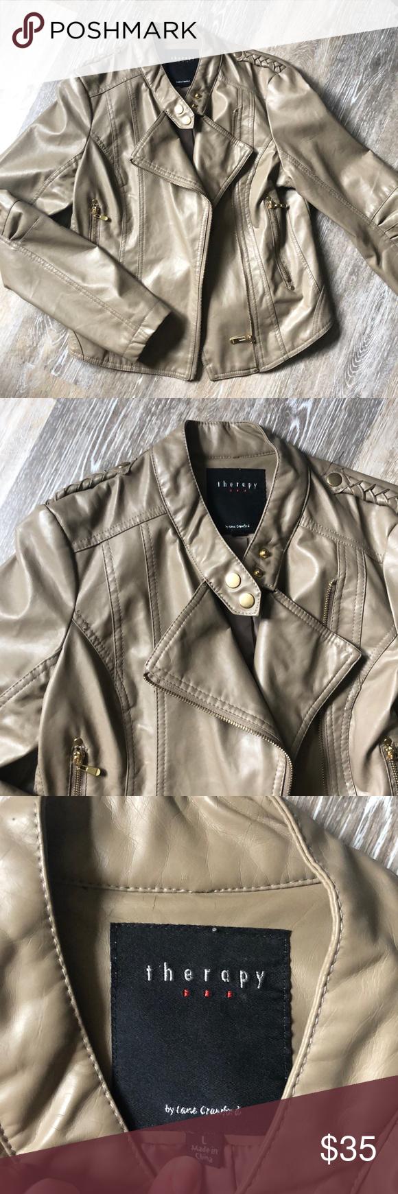 Tan Faux Leather Jacket Tan Faux Leather Jacket Leather Jacket Faux Leather Jackets [ 1740 x 580 Pixel ]