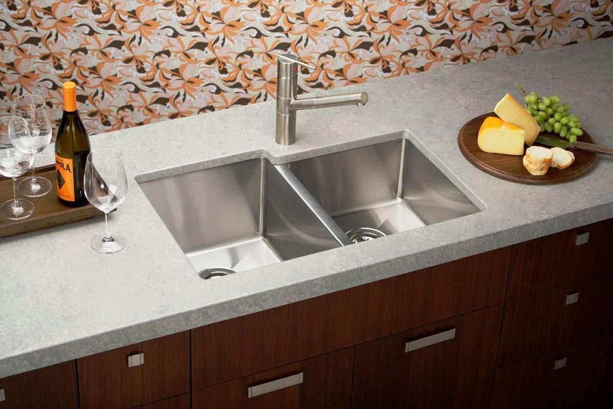 Stainless Steel Kitchen Sinks Have Elegant And Sturdy Designs